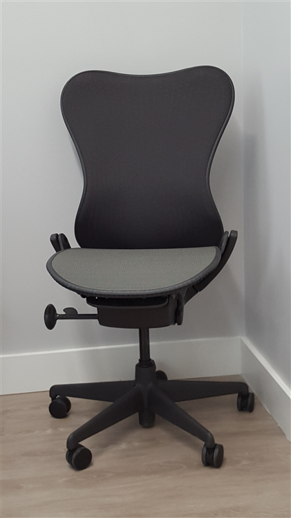 herman miller mirra chair fully featured latitude back