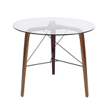 Modern Dining Tables Round Marble Tulip Tables And Dining