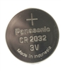 CR 2032 - 3V 225 mAh Coin Battery Alarm equipment, ​personal computers, workstations, feature telephones, copiers, fax machines, and video scramblers and remotes.