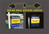 WunderLight Homebrite Solar Dual Side Real Estate Sign Lights SKU: 77138 Outdoor Solar Lighting, Solar Spot & Flood Lights, Unique Household Gadgets