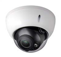 2.4MP HD-CVI Motorized Lens 2.7-12mm Dome Camera