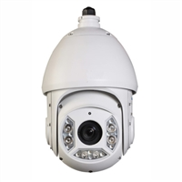 1080P 30x Ultra-high Speed IR 300FT NIGHT VISION HDCVI PTZ Dome Camera