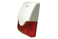 ATW Security The Pointer Indoor/Outdoor Siren & Strobe Combination Low Voltage Supply
