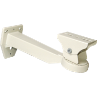 LTS, LTB305, Outdoor Housing, Bracket, Aluminum, Beige, Low Voltage Supply cameras, cctv