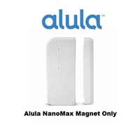 alula Resolution Products NanoMax Magnet Only Pack of 100 RE007 n_B100 Interlogix, Qolsys, DSC, 2gig, Honeywell, GE, & ELK Compatible (RE222, RE222T, RE322, RE622, Intrusion Sensor)