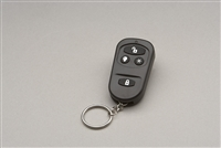 alula Resolution RE100 5-Button Keyfob Interlogix, GE, ELK, & Qolsys Compatible
