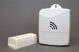 alula Resolution Products RE116-U Wireless Siren with Universal Transmitter (Works With GE Key Fob, RE116, RE616)