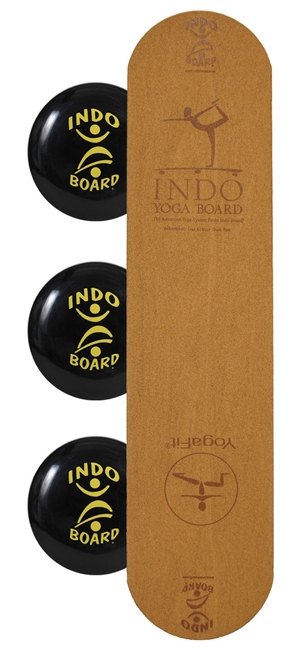 INDO YOGA BOARD TRIO PACK - CORK