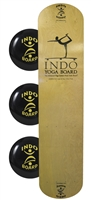 INDO YOGA BOARD TRIO PACK