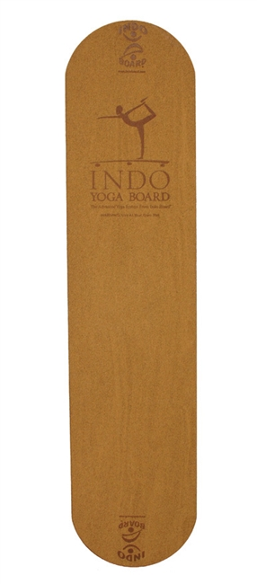 INDO YOGA BOARD CORK DECK