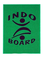INDO LOGO CARPET - GREEN