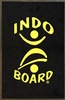 INDO LOGO CARPET - YELLOW