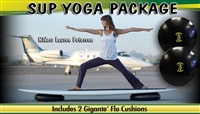 SUP YOGA PACKAGE (2X GIGANTE CUSHIONS - NO BOARD INCLUDED*)