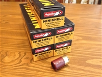 "12 Gauge 1 3/4"" Minishells  Aguila 7.5 shot 5/8 oz"
