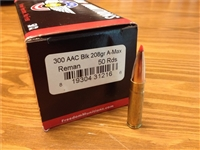 300 Blackout 208gr A-Max Suppressed Freedom Munitions - 50 rounds