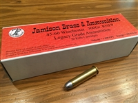 45-60 Winchester 300gr RNFP Jamison Legacy - 20rnds