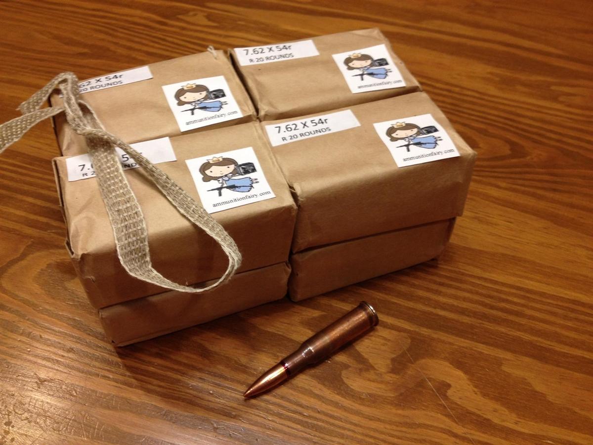 7 62x54r fmj 147gr russian surplus ammunition
