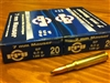 7mmx57 Mauser 139gr SP - 20 rounds