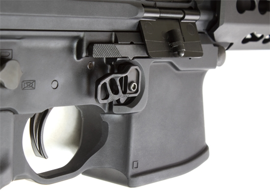 MPX - Extended Mag Release