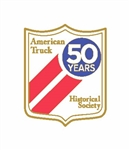 ATHS 50th Anniversary Pin