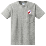 ATHS Logo Pocket T-Shirt