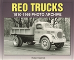 REO Trucks 1910  -1966 by Robert Gabrick
