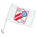 ATHS Logo Car Flag