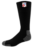 ATHS Logo Steel Toe Boot Socks