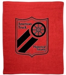 Truck Towel Red