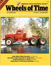 Wheels of Time (March/April 2005)