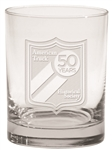 50th Anniversary Whiskey Glass Set