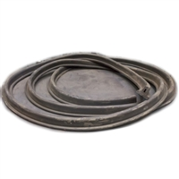 Door Seal Self Cont Neoprene 50 DURO 31'