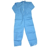 Flame Resistant Coverall XXL BLUE