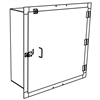"Security Door - Single Door - 42""x42"""