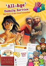 All-Age Family Service - Good Samaritan