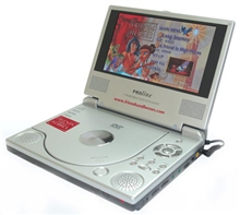 Friends and Heroes DVD Player