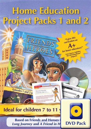 Home Education Project Packs 1 and 2