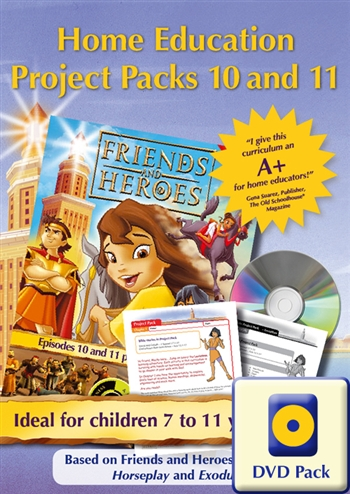 Home Education Project Packs 10 and 11