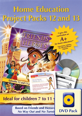 Home Education Project Packs 12 and 13