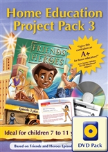 Home Education Project Pack 3