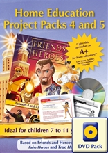 Home Education Project Packs 4 and 5