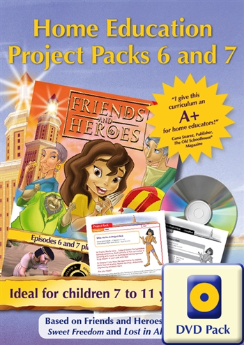 Home Education Project Packs 6 and 7