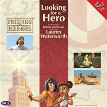 Looking for a Hero - CD