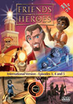 Friends and Heroes Episodes 3-5 DVD 10 languages
