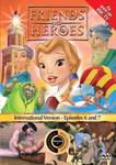 Friends and Heroes Episodes 6-7 DVD 10 languages