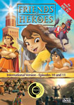 Friends and Heroes Episodes 10-11 DVD 10 languages