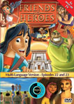 Friends and Heroes Episodes 22-23 DVD 10 languages