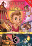 Friends and Heroes Episodes 33-34 DVD 10 languages