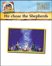 Sheet Music Track 8 He Chose the Shepherd