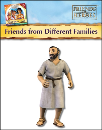 Sheet Music Track 12 Friends from Different Families